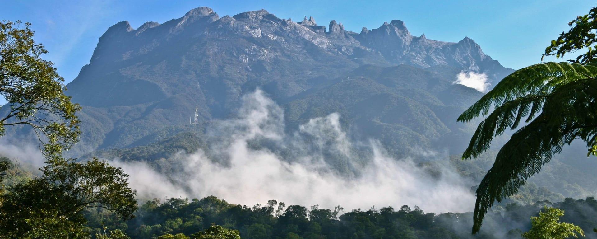 Mount Kinabalu Nationalpark, EN, Ganztägig in Kota Kinabalu: Malaysia Borneo Mount Kinabalu