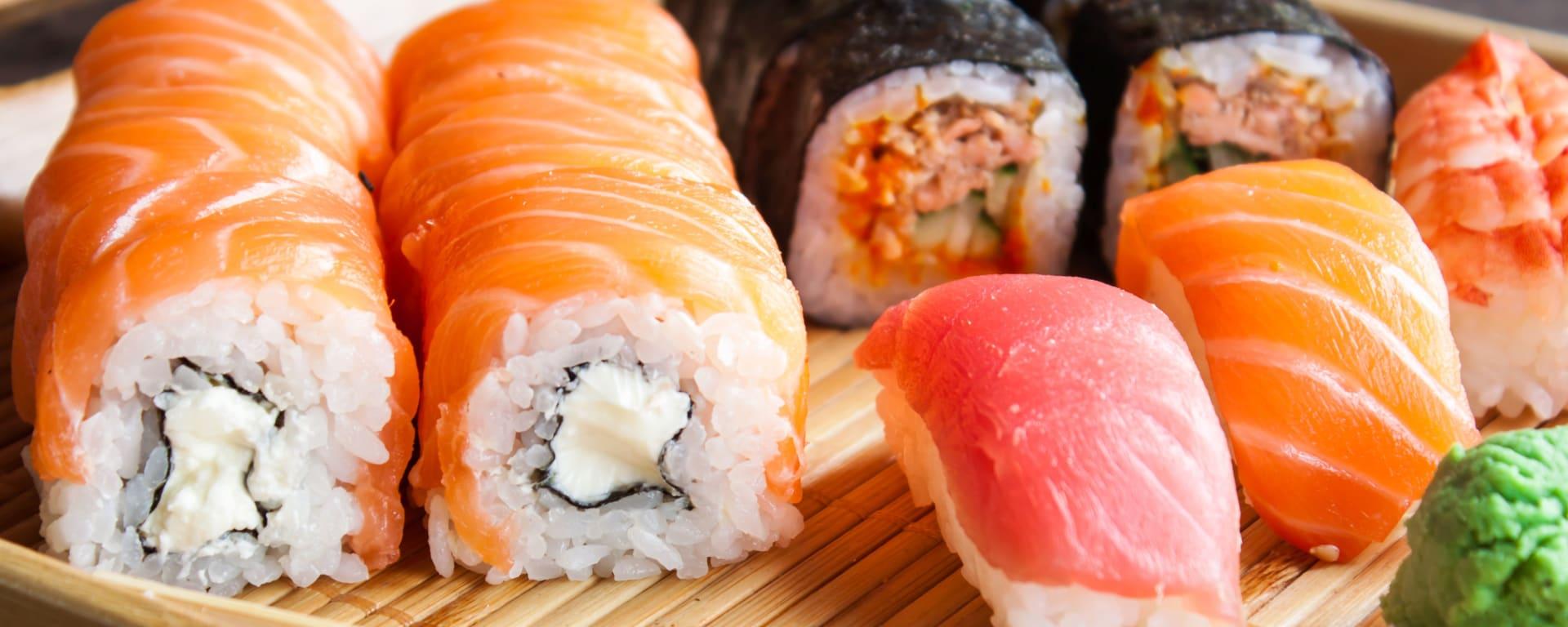 Japan entdecken mit Tischler Reisen: Japan Sushi