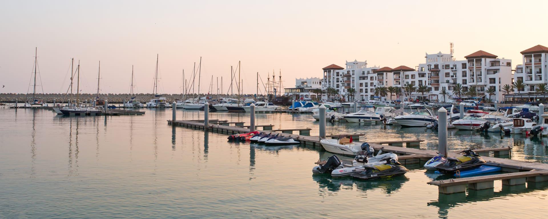 Kurztrip Süden ab Marrakesch: Agadir Marina