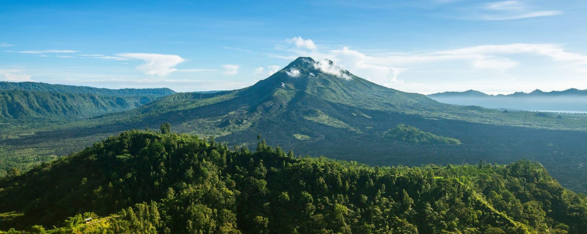 Soft Adventure Bali ab Süd-Bali: Indonesien Bali Mount Batur
