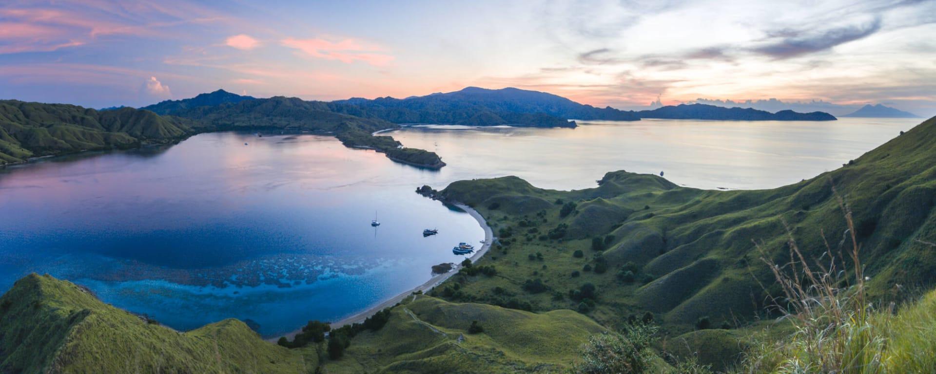 Indonesien entdecken mit Tischler Reisen: Indonesien Flores Insel Komodo