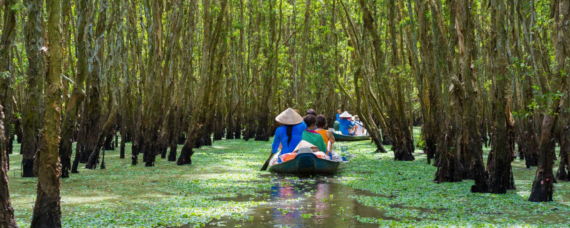 Vietnam entdecken mit Tischler Reisen: Vietnam Mekong Delta Bootstour