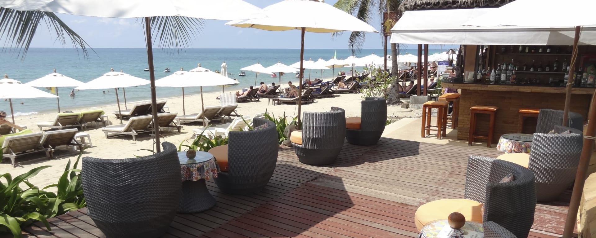 Samui Jasmine Resort in Ko Samui: Thailand Samui Jasmine Resort Beachbar