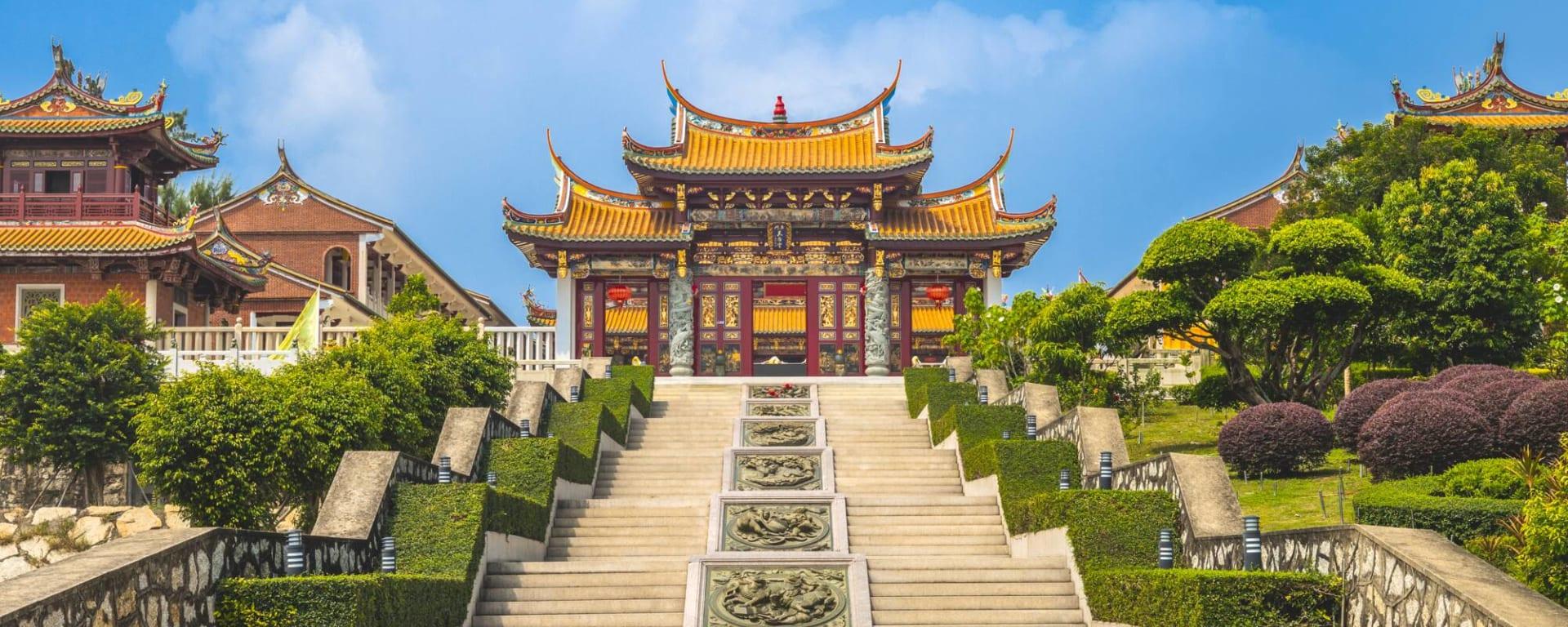 Macau entdecken mit Tischler Reisen: Macau Ama Cultural Village