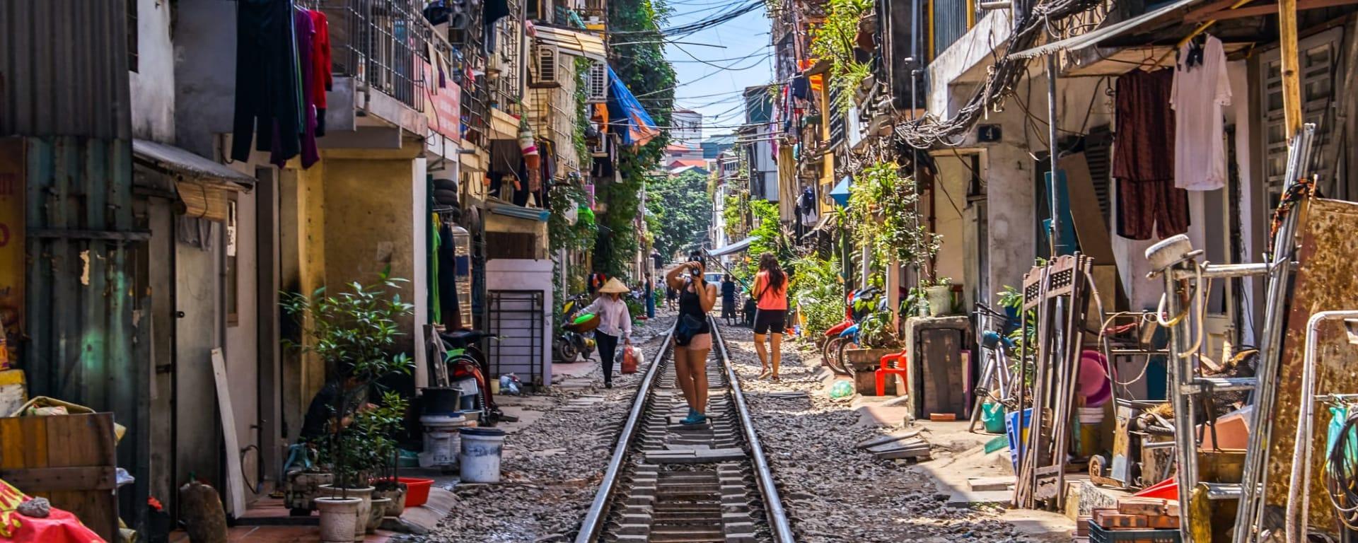 Vietnam Individuell mit dem Zug ab Hanoi: Vietnam Hoi An