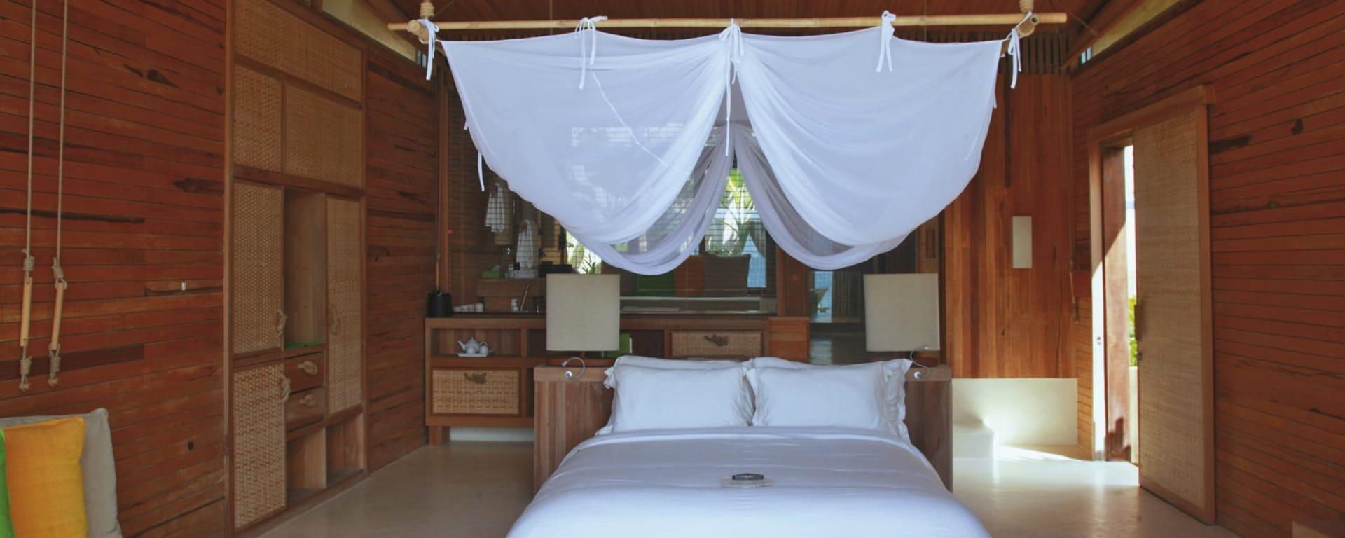 Six Senses Con Dao in Saigon: Vietnam Six Senses Con Dao Oceanfront Villa