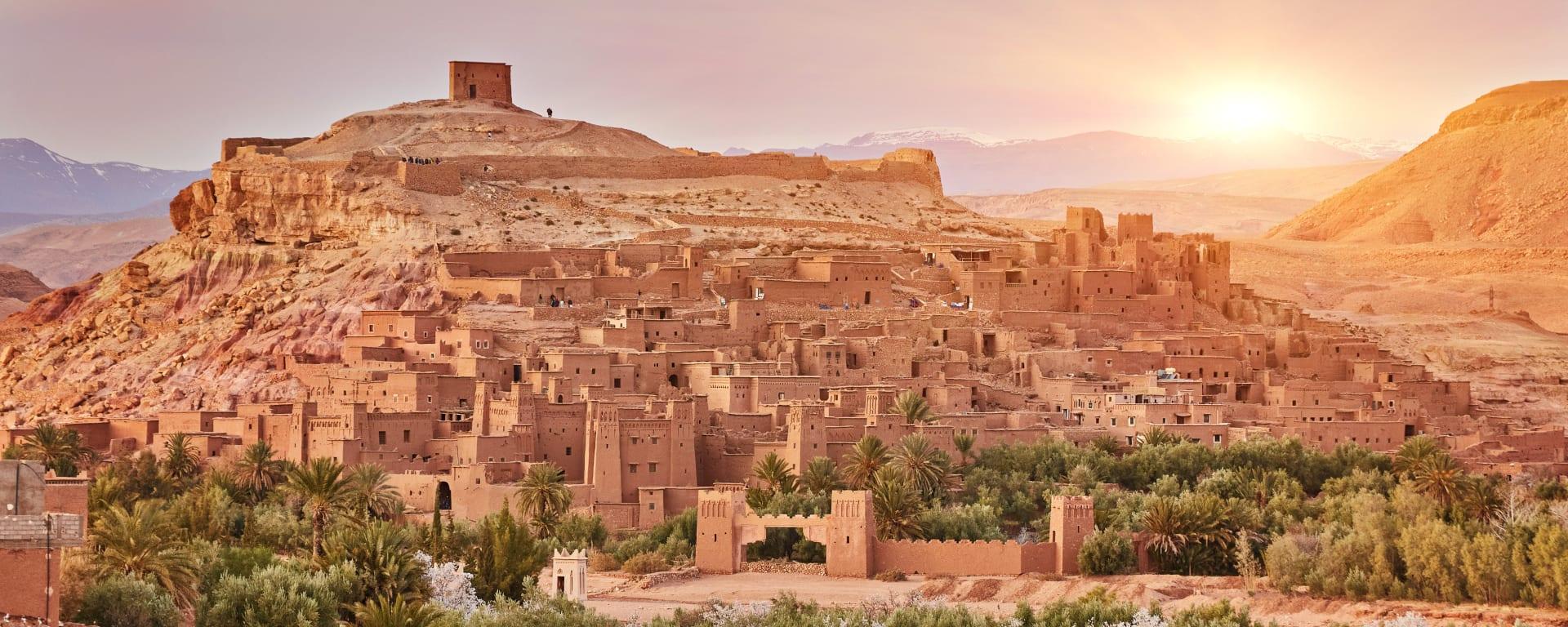 Kurztrip Süden ab Marrakesch: Marokko Ait Benhaddou