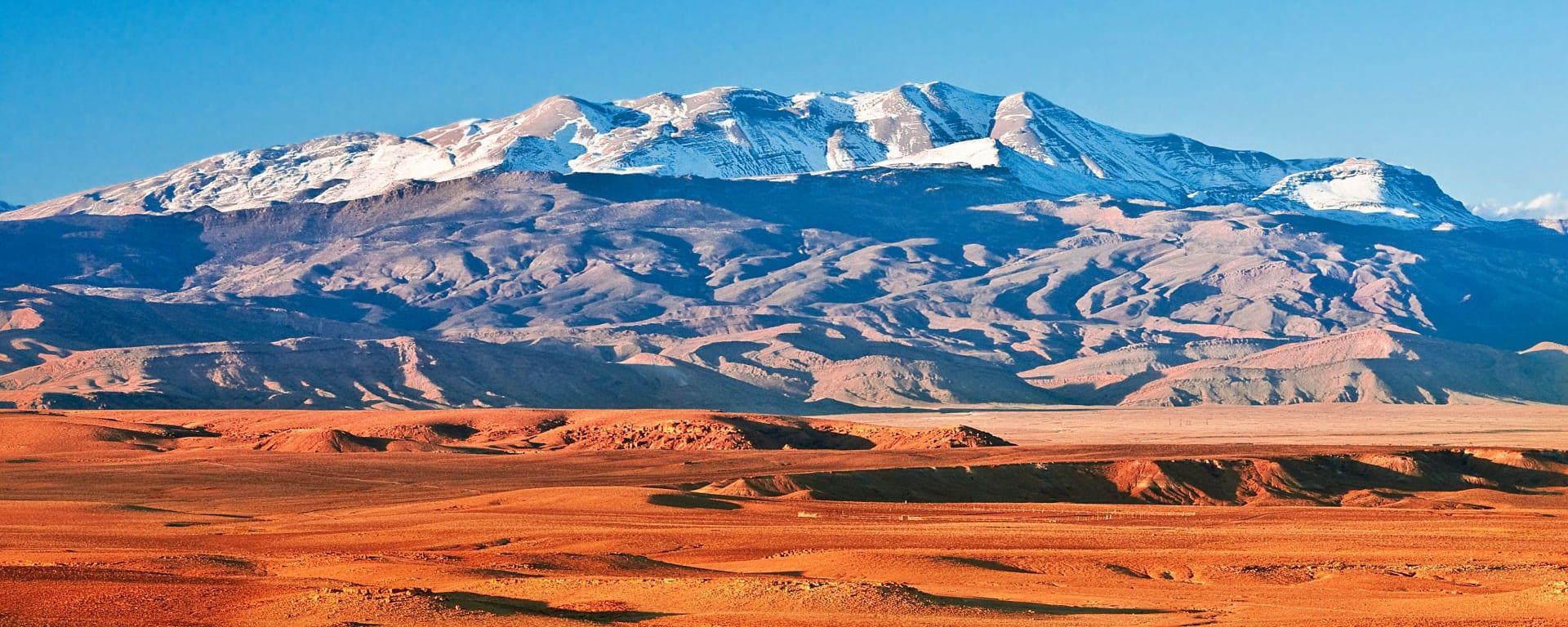 Soft Adventure Atlasgebirge ab Marrakesch: Marokko Atlas Gebirge
