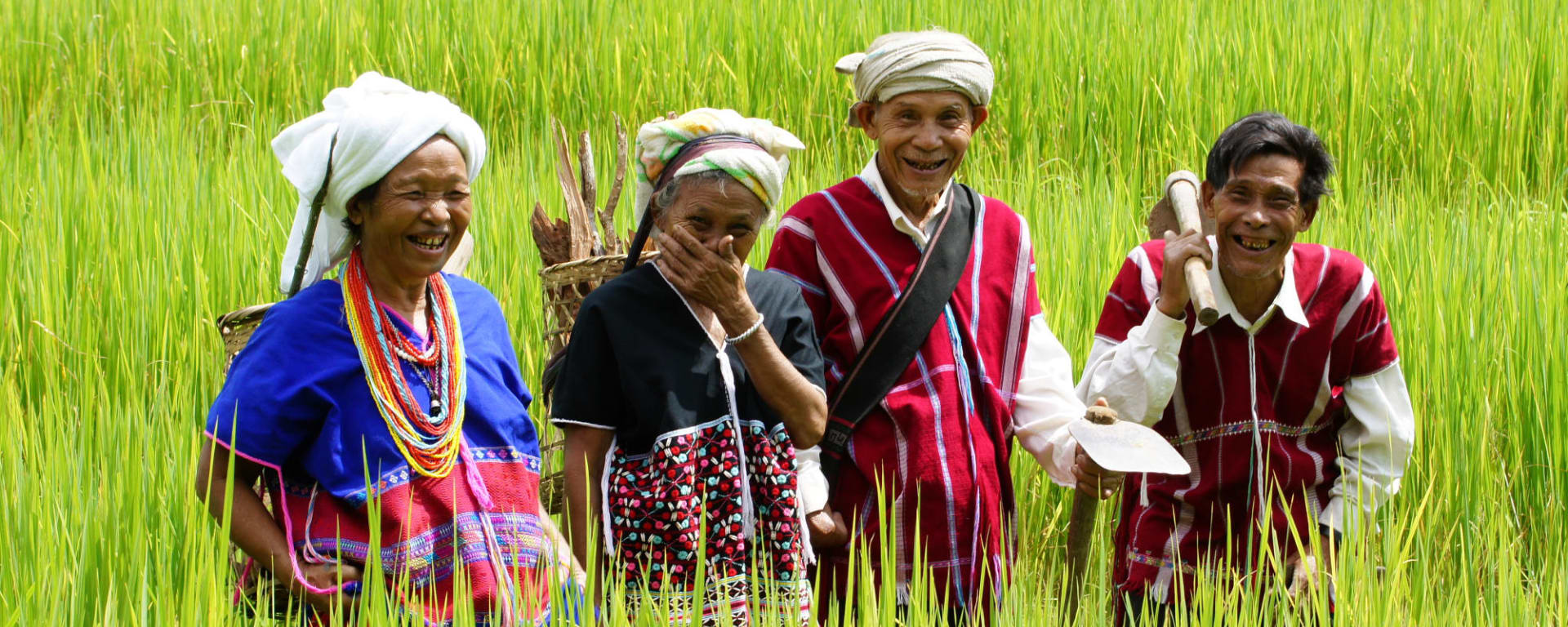 Soft Adventure Nordthailand ab Chiang Mai: Thailand Nordthailand Bergvolk