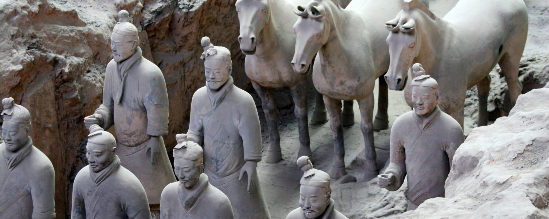 China entdecken mit Tischler Reisen: China Xian Terrakotta Armee