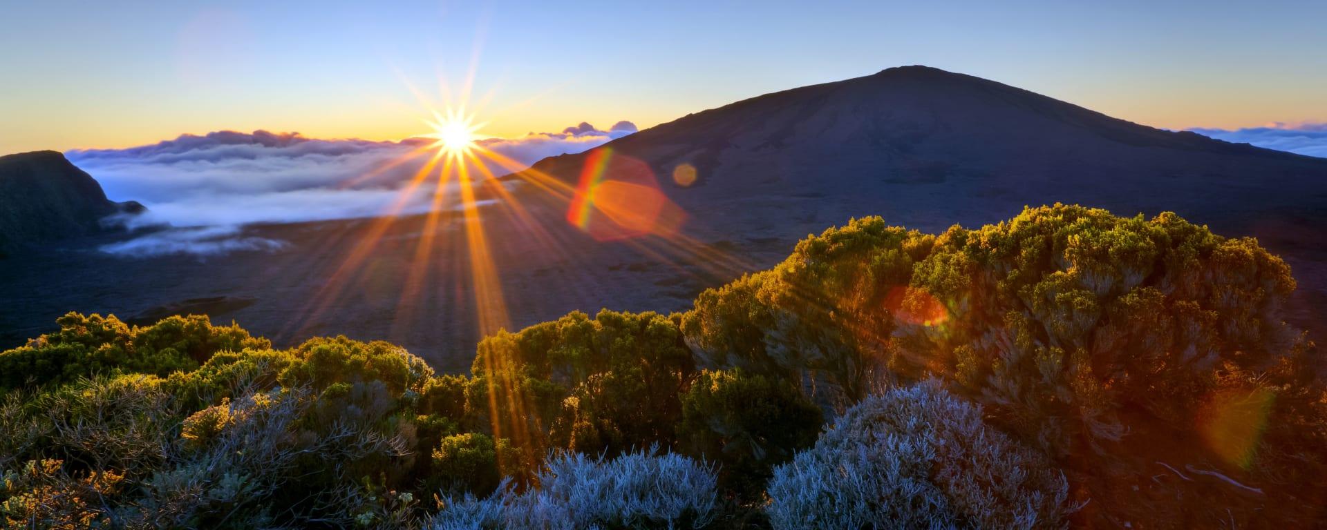 Réunion entdecken mit Tischler Reisen: Reunion Vulkan Piton des la Fournaise