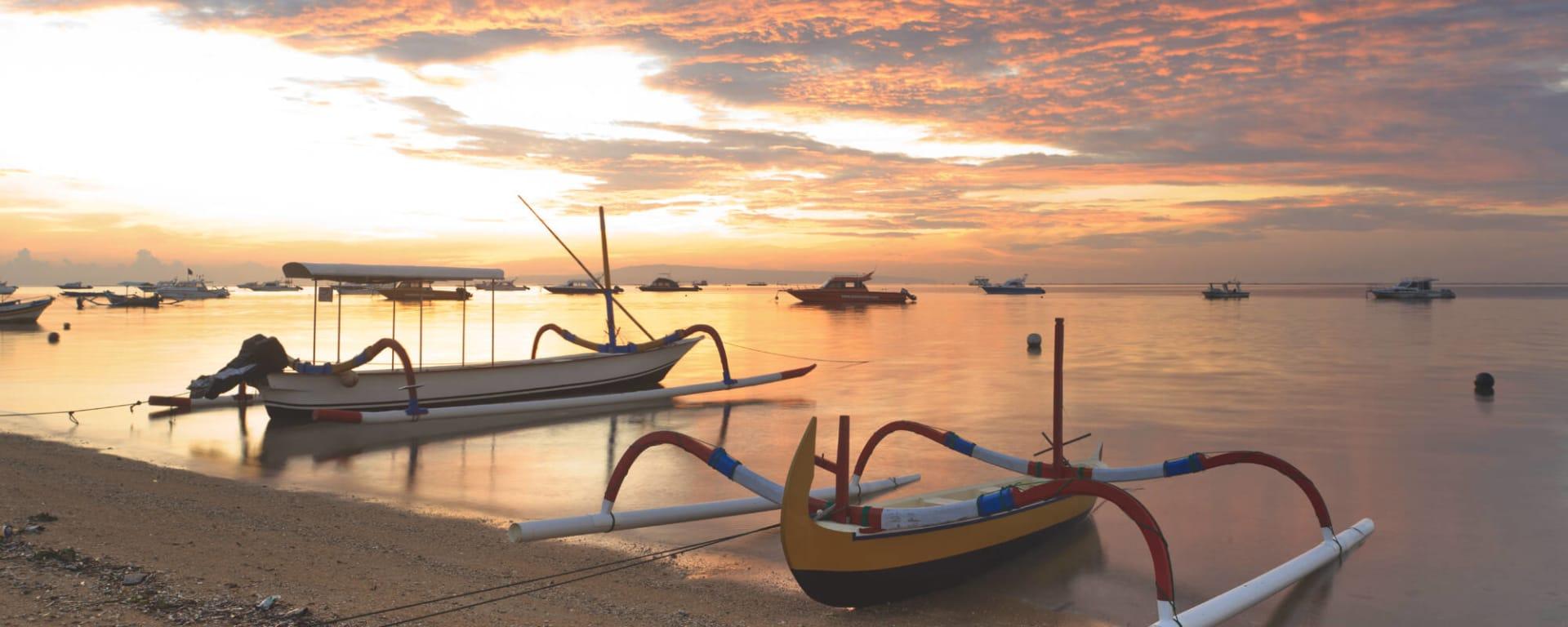 Indonesien entdecken mit Tischler Reisen: Indonesien Bali Sanur Strand