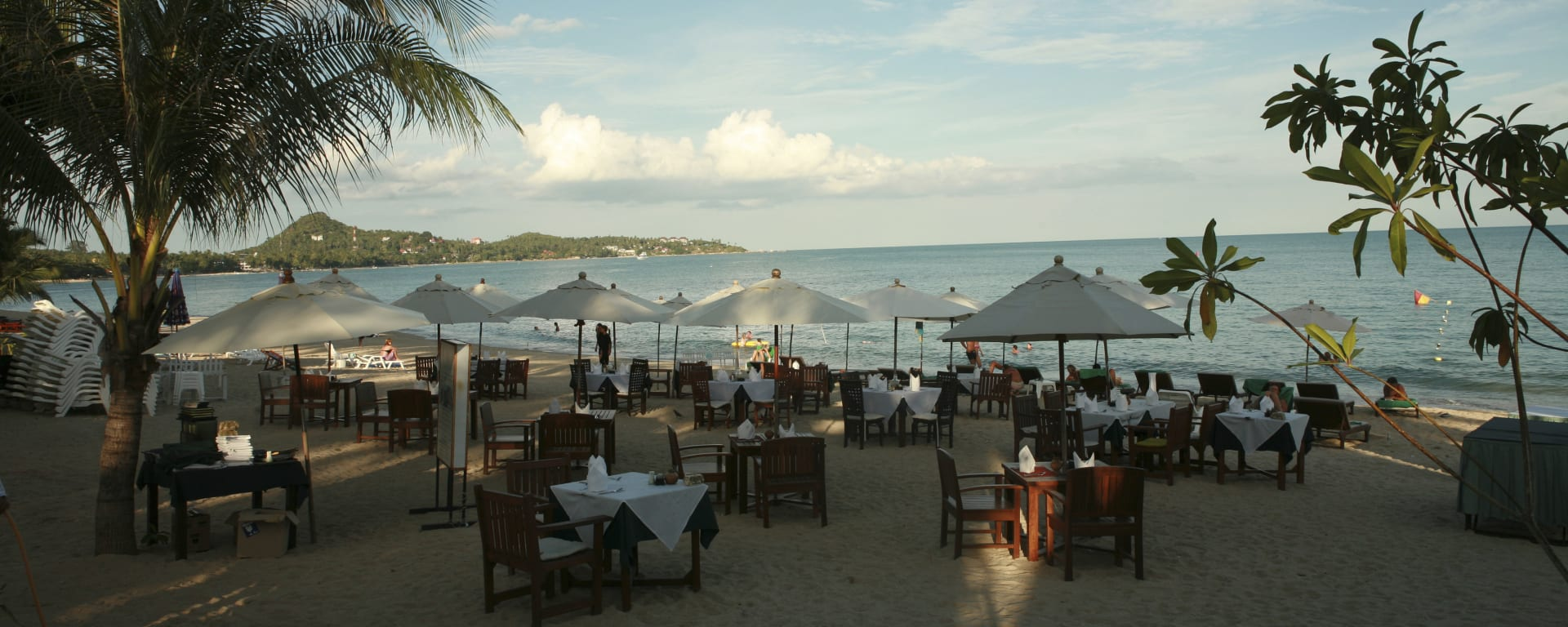 Samui Jasmine Resort in Ko Samui: Thailand Samui Jasmine Resort Restaurant