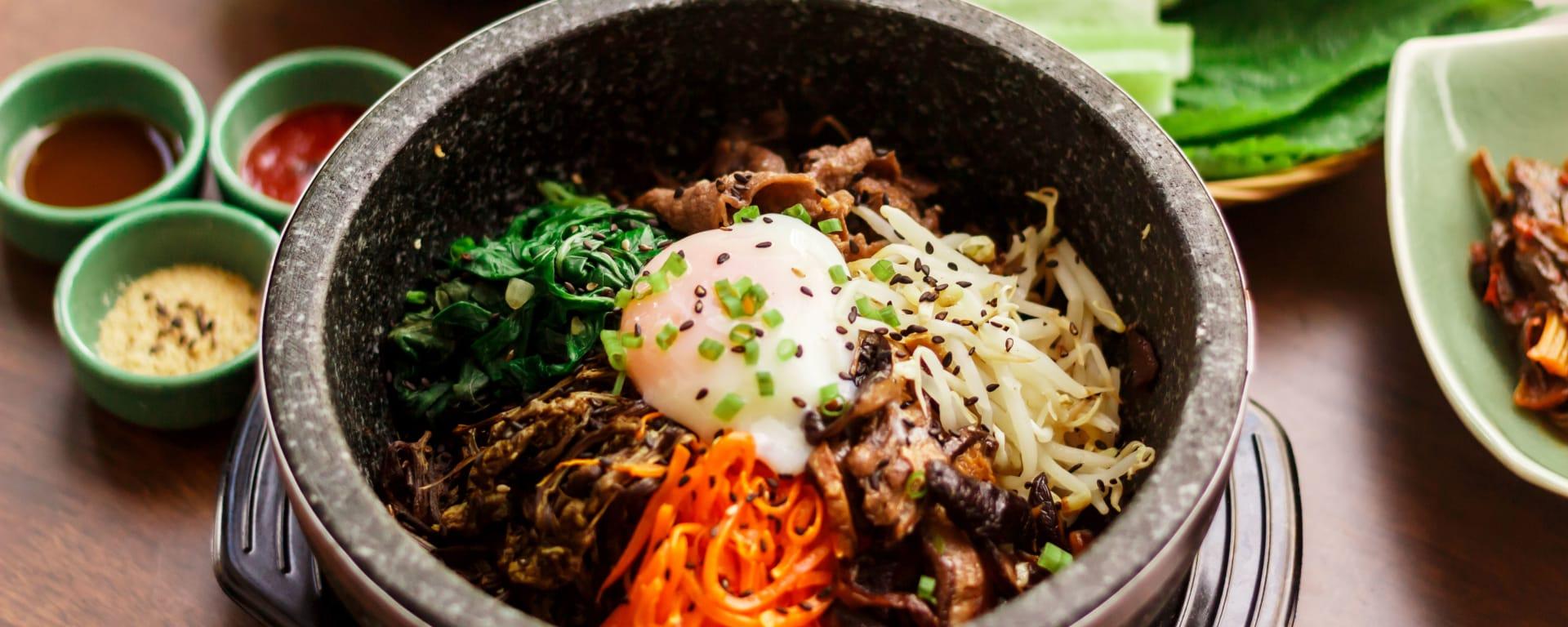 Südkorea entdecken mit Tischler Reisen: Korea traditionelles Essen