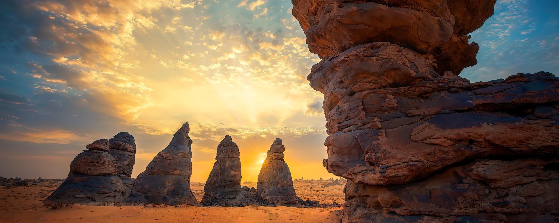 Saudi Arabien entdecken mit Tischler Reisen: Saudi Arabien Hufuf Jabal al Qara