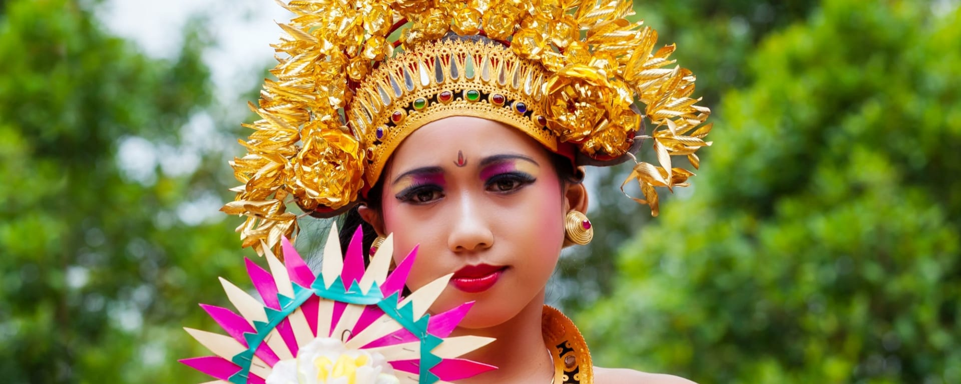 Bali Highlights, DE, Ganztägig in Süd-Bali: Indonesien Bali Tänzerin