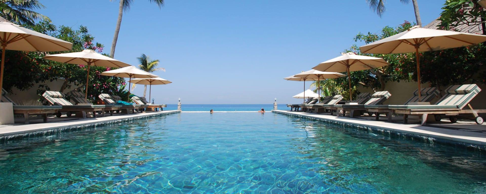 Puri Mas Beach Resort in Lombok: Lombok Puri Mas Reach Resort