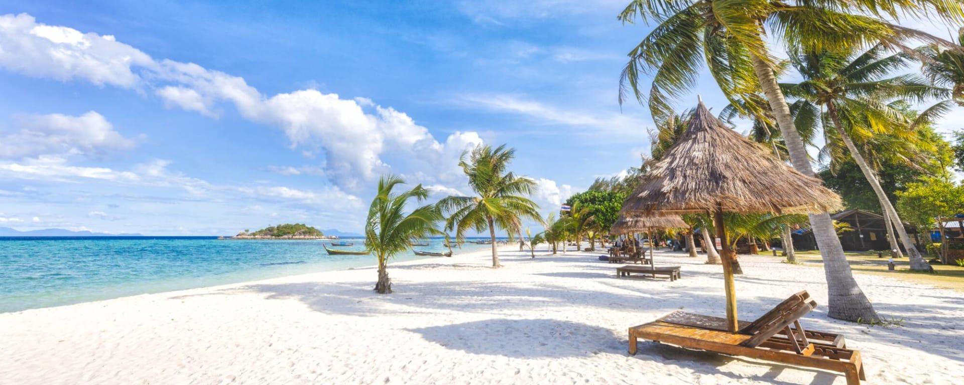 Thailand entdecken mit Tischler Reisen: Thailand Ko Lipe Strand