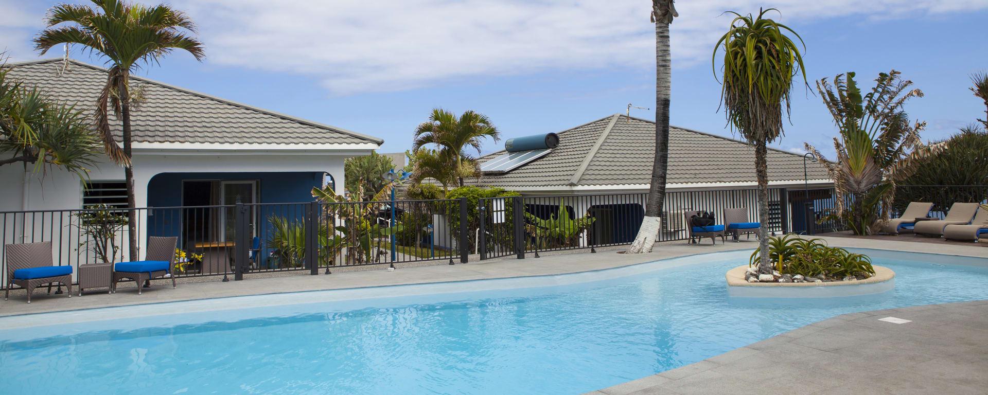 Le Victoria in Küstenregion: Reunion Hotel Le Victoria Pool