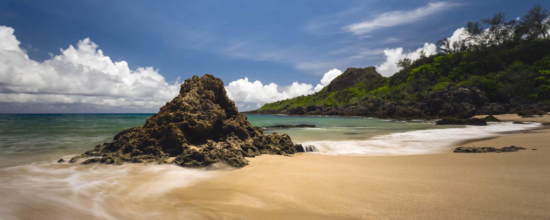 Taiwan entdecken mit Tischler Reisen: Taiwan Kenting Strand