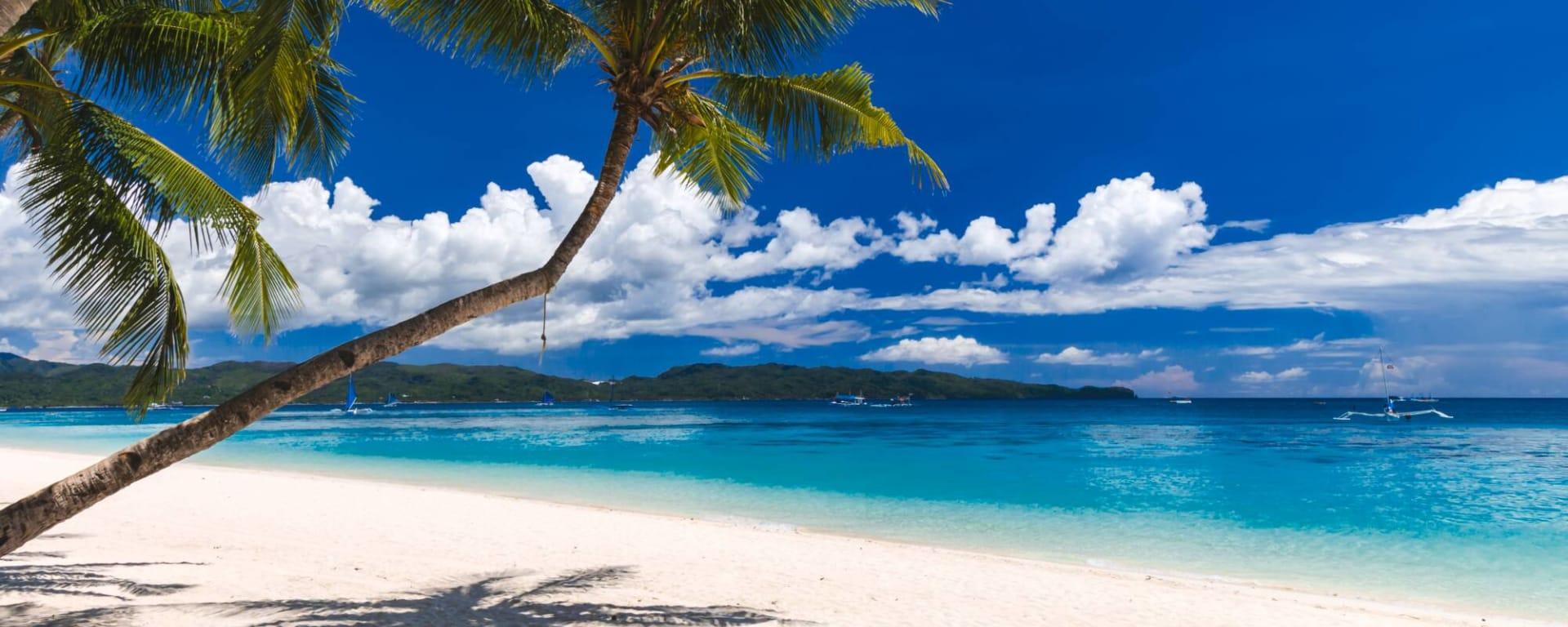 Philippinen entdecken mit Tischler Reisen: Philippinen Boracay White Beach