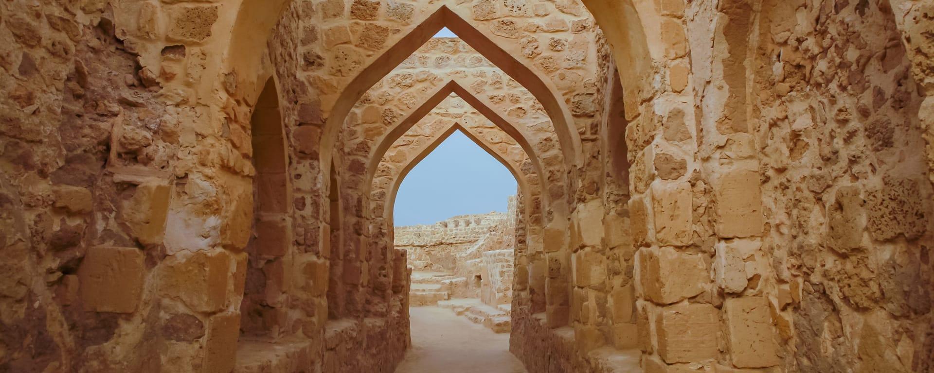 Bahrain entdecken mit Tischler Reisen: Bahrain Manama Fort