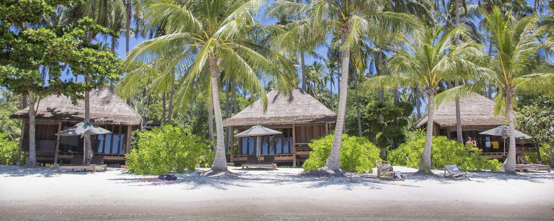 The Haad Tien Beach Resort in Ko Tao: Thailand The Haadtien Beach Resort Beach Villa