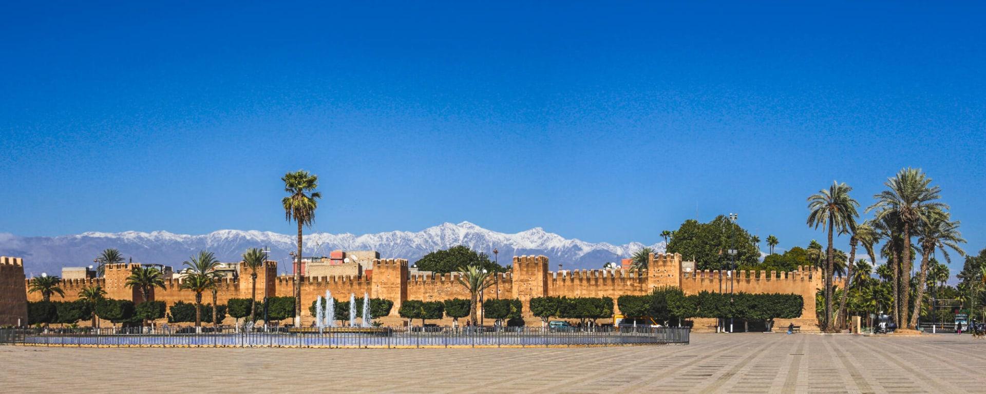 Kurztrip Süden ab Marrakesch: Marokko Taroudant