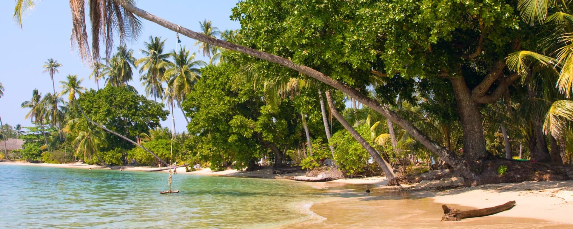 Inselhüpfen Golf von Siam ab Ko Chang & Umgebung: Thailand Golf von Siam Koh Mak
