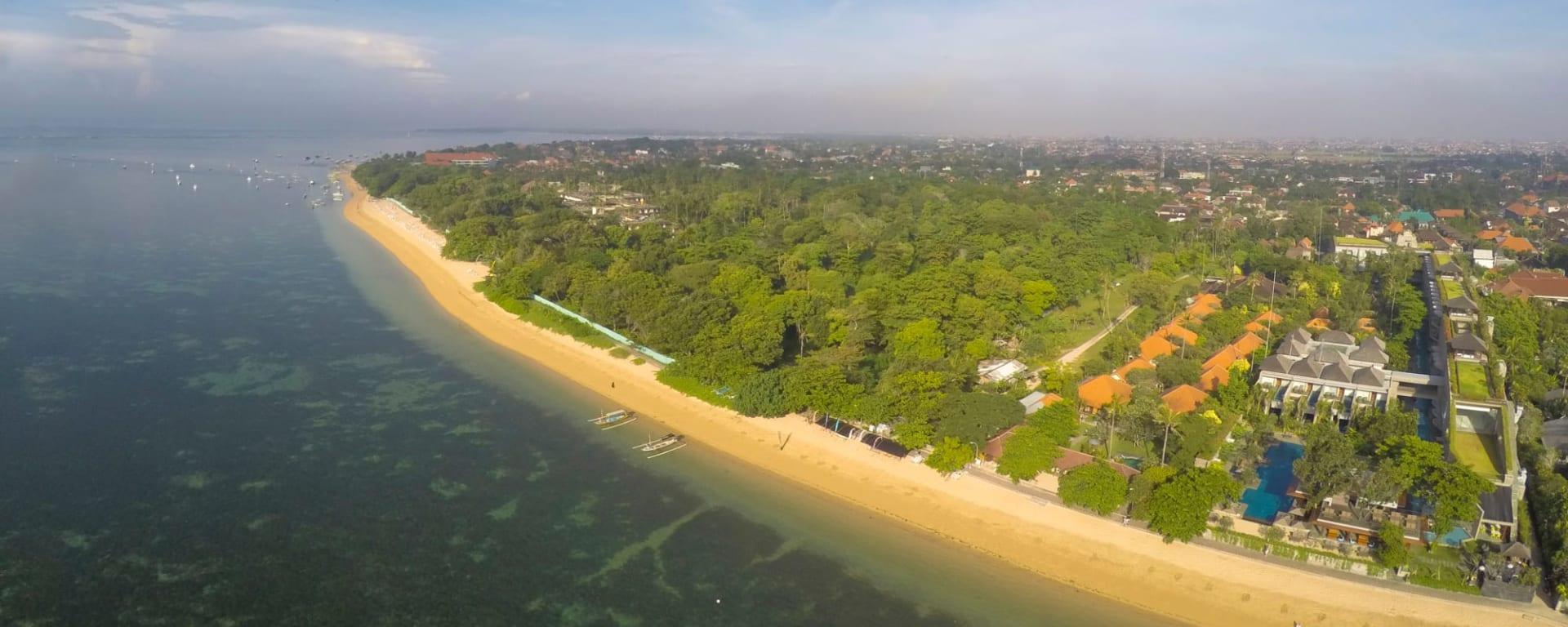 Maya Sanur Resort & Spa in Süd-Bali: Maya Sanur Resort and Spa