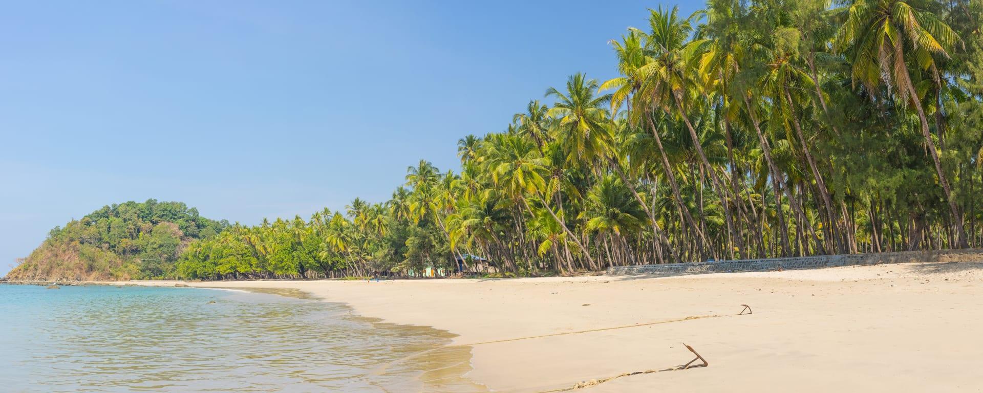 Myanmar entdecken mit Tischler Reisen: Myanmar Ngapali Beach