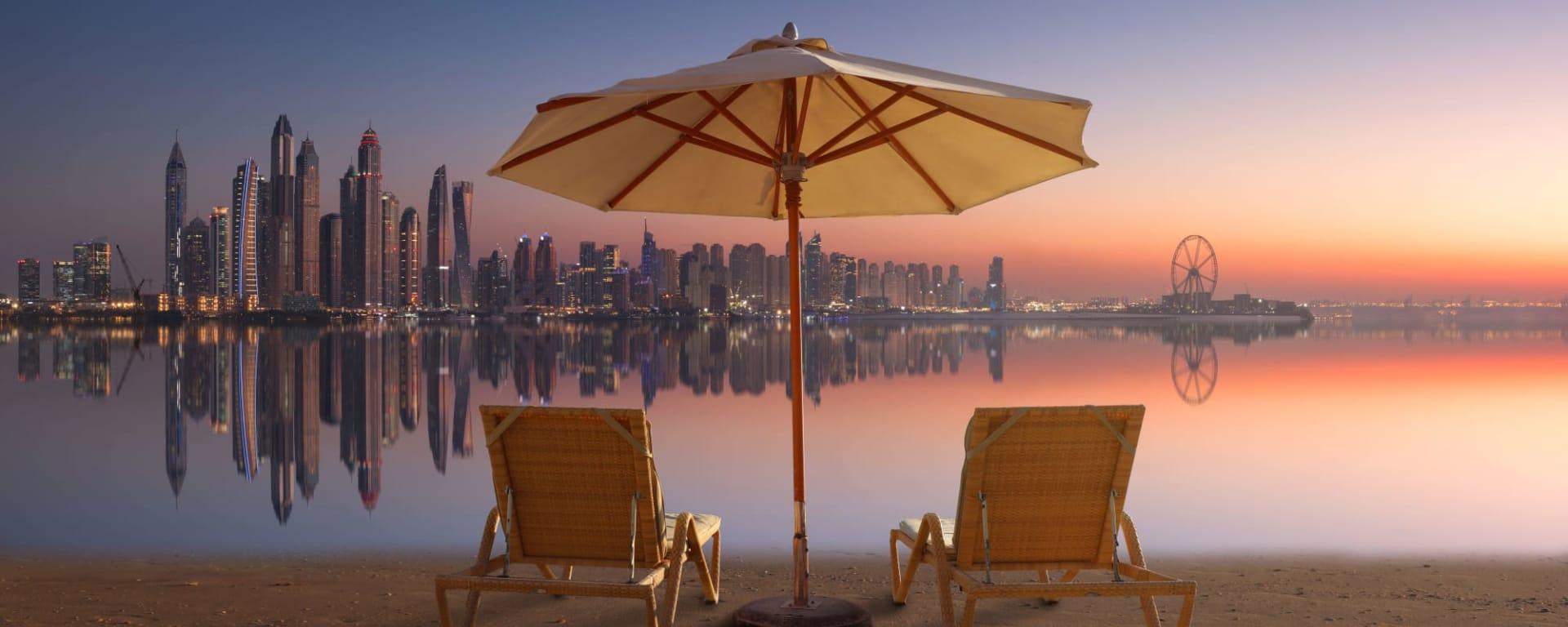 Vereinigte Arabische Emirate entdecken mit Tischler Reisen: Dubai Marina View