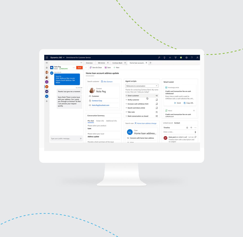 Enhance customer interaction