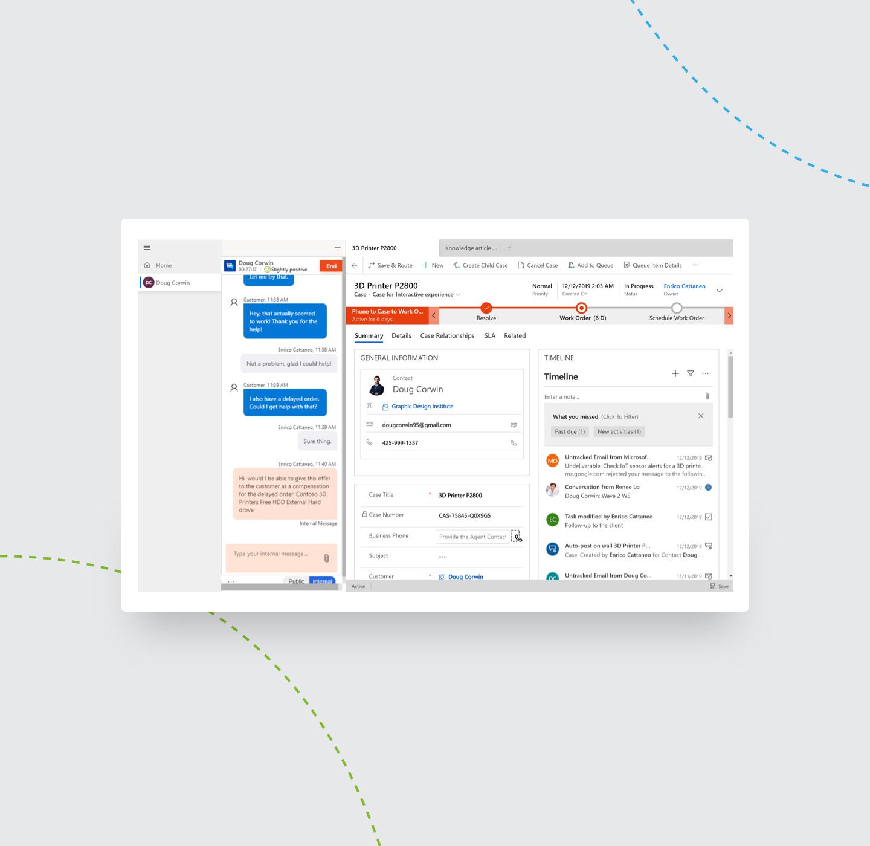 Manage and track SLAs