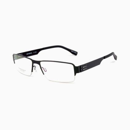 HOBOKEN Flexible Stainless Steel Frames   Titanium Optix