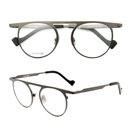 fashion forward round eyeglasses frames