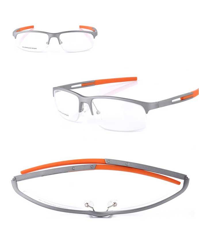 ZOOM Aluminum Eyeglasses Frame