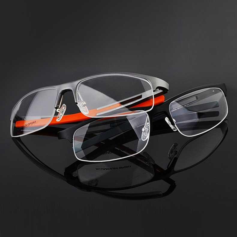 aluminum magnesium eyeglass frames