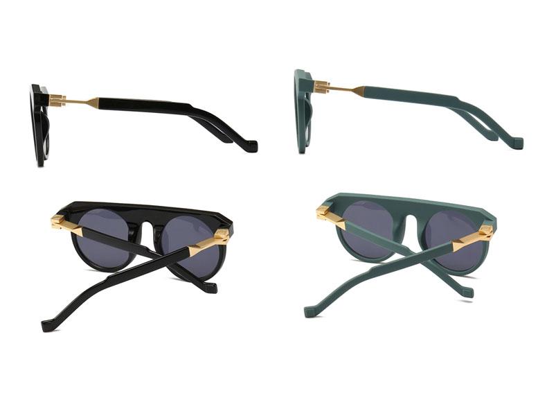 round designer sunglasses
