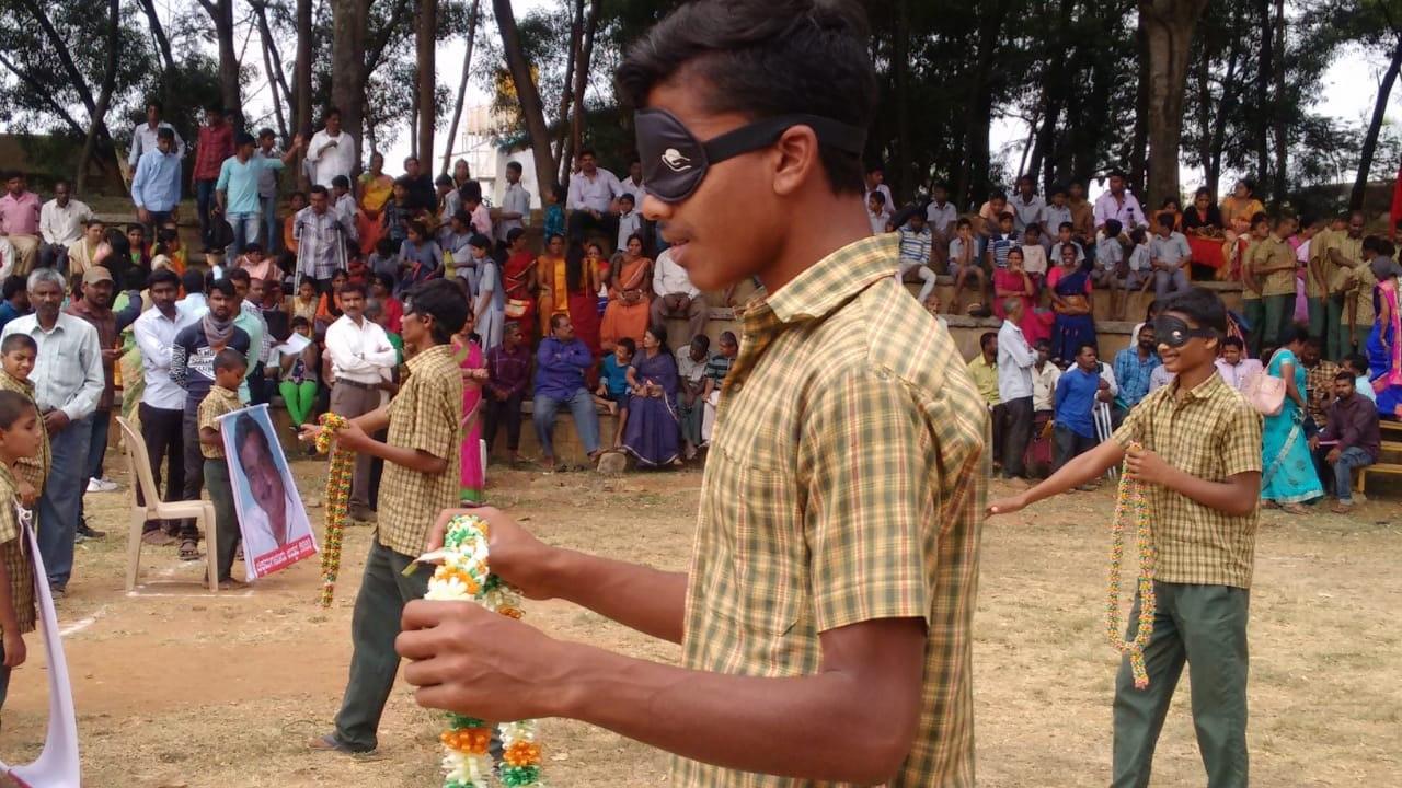ಚಿಕ್ಕಮಗಳೂರು ಹಬ್ಬ : ವಿಶೇಷ ಚೇತನರ ಕ್ರೀಡಾಕೂಟ
