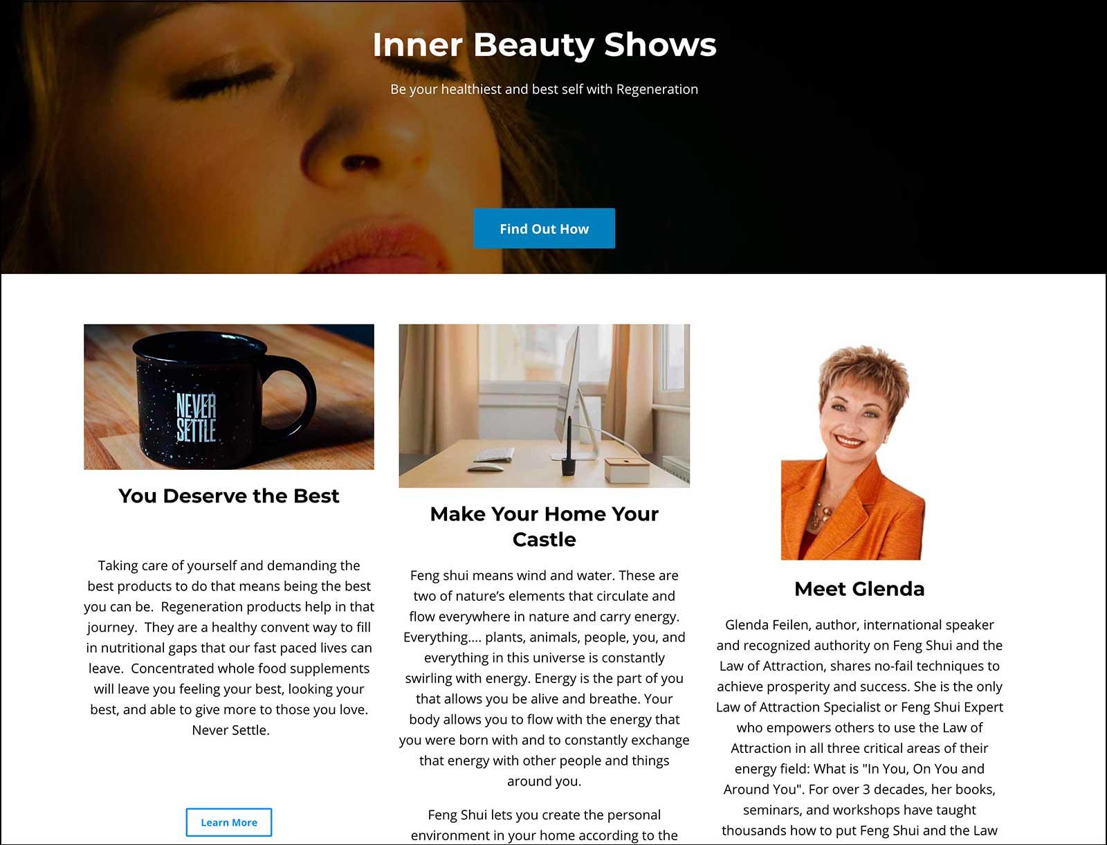 Inner Beauty Shows