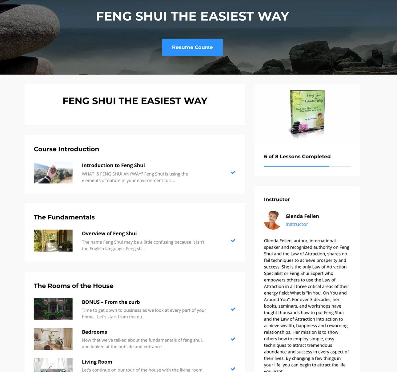 Feng Shui the Easiest Way