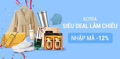 Kotra khuyến mãi: Siêu Deal Lắm Chiêu - Yes24 Việt Nam