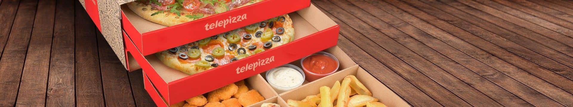 Telepizza Delivery