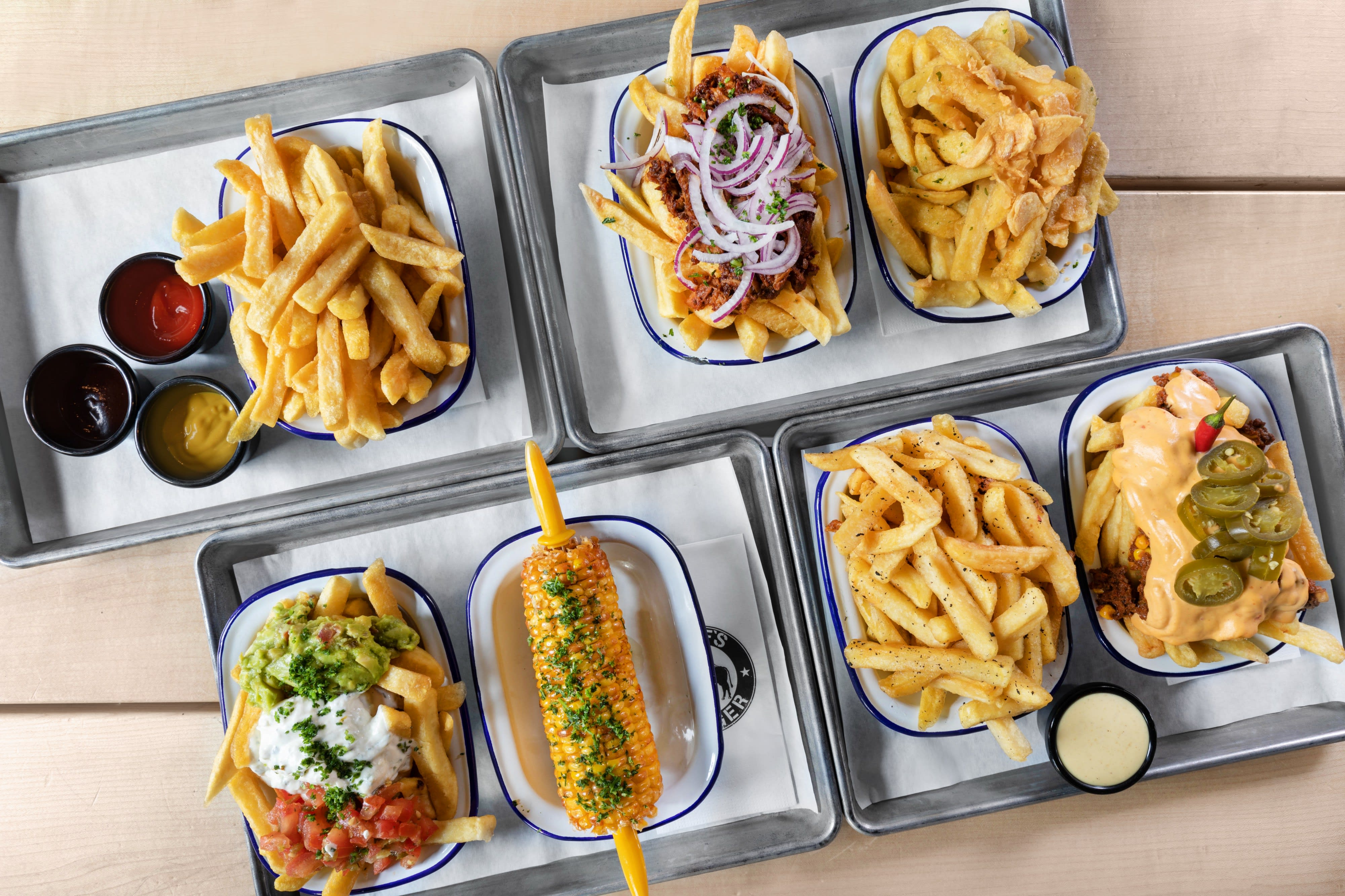 Ruff's Burger Lieferservice
