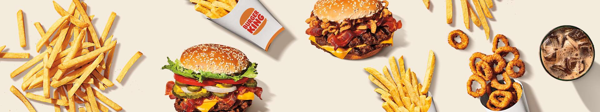 Burger King Zamów z Dostawą