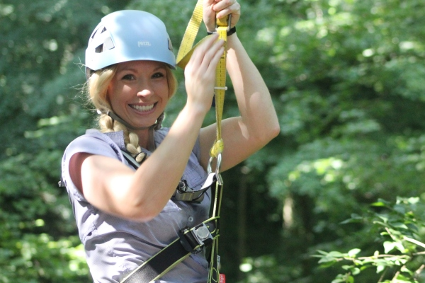 $25 Off 2 Adult Zipline Adventure Ticket of Bowling Green, KY Coupons and Deals