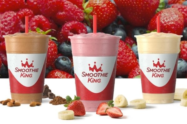 FREE Small Smoothie w/purchase of Med or LG  of Chattanooga, TN Coupons and Deals