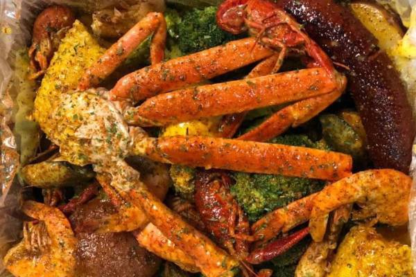 Legins Seafood Coupons and Deals