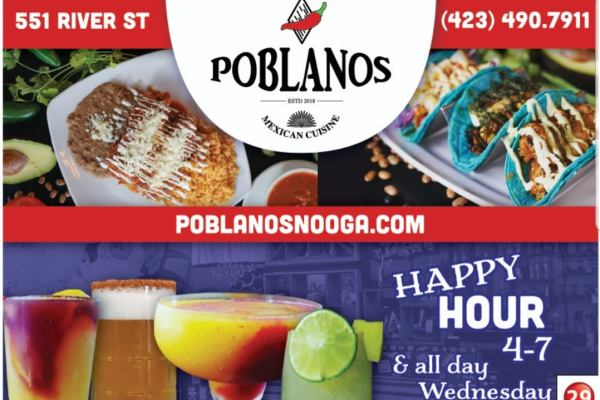 Poblanos Mexican Cuisine Coupons and Deals